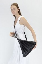 VATINEL HANDBAGS ALEXANDRIA BLACK