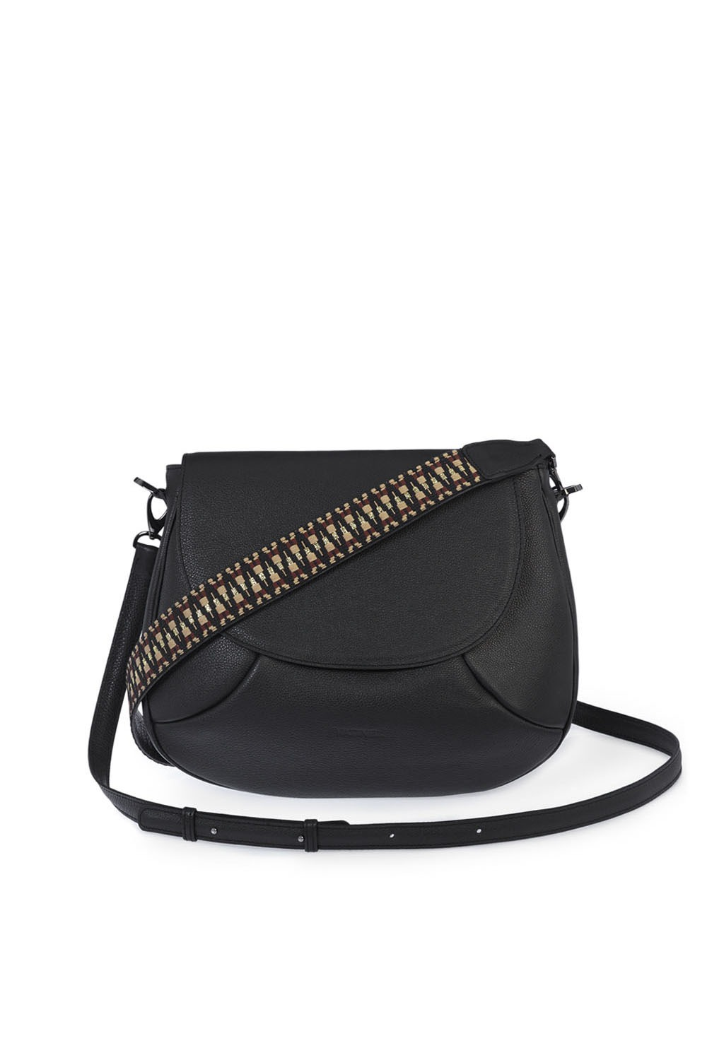 VATINEL HANDBAGS BRUSSELS BLACK